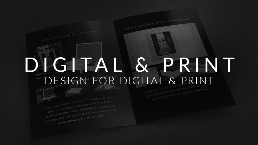 Digital & Print Design London Barnet Enfield