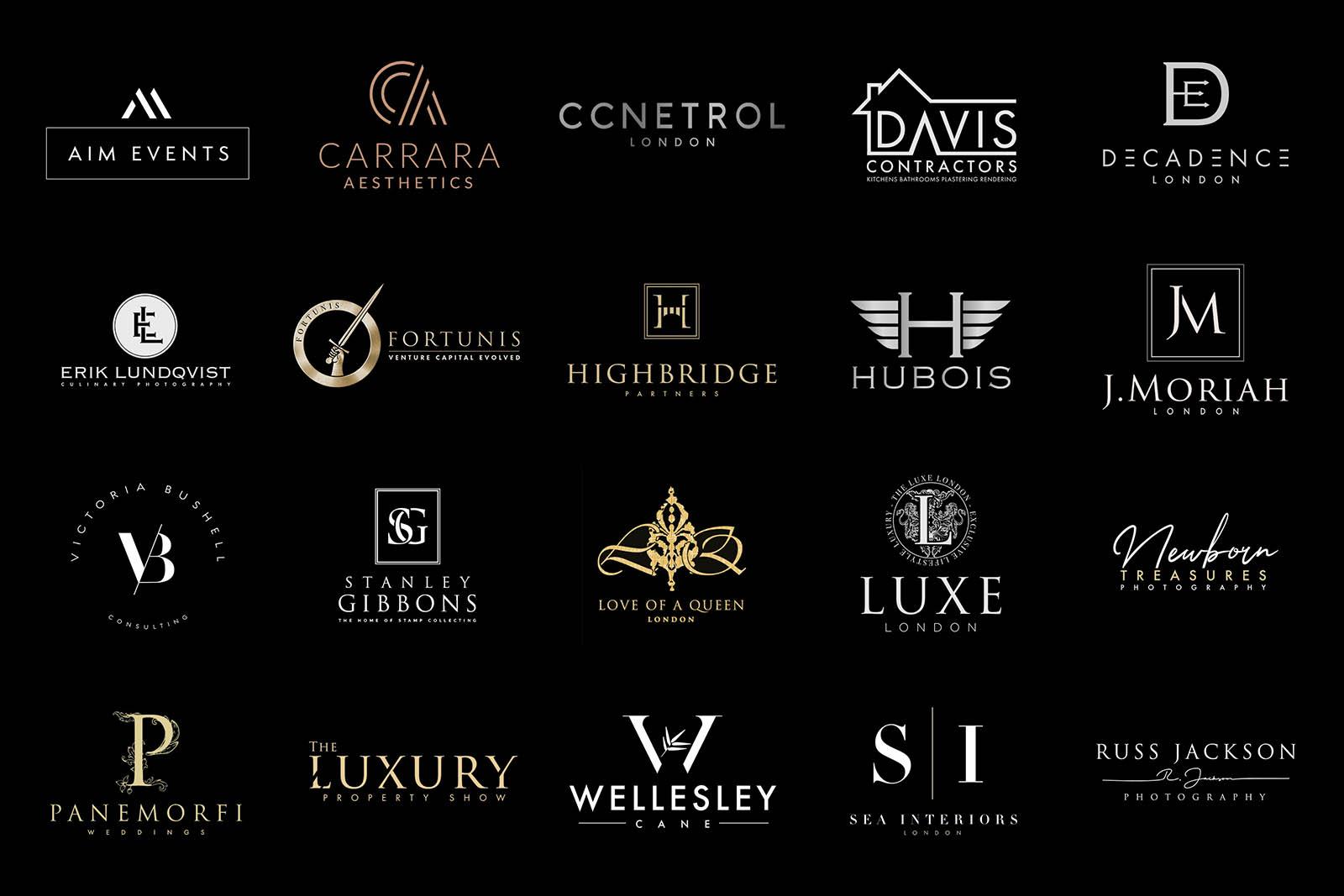 Assorted Logo Designs