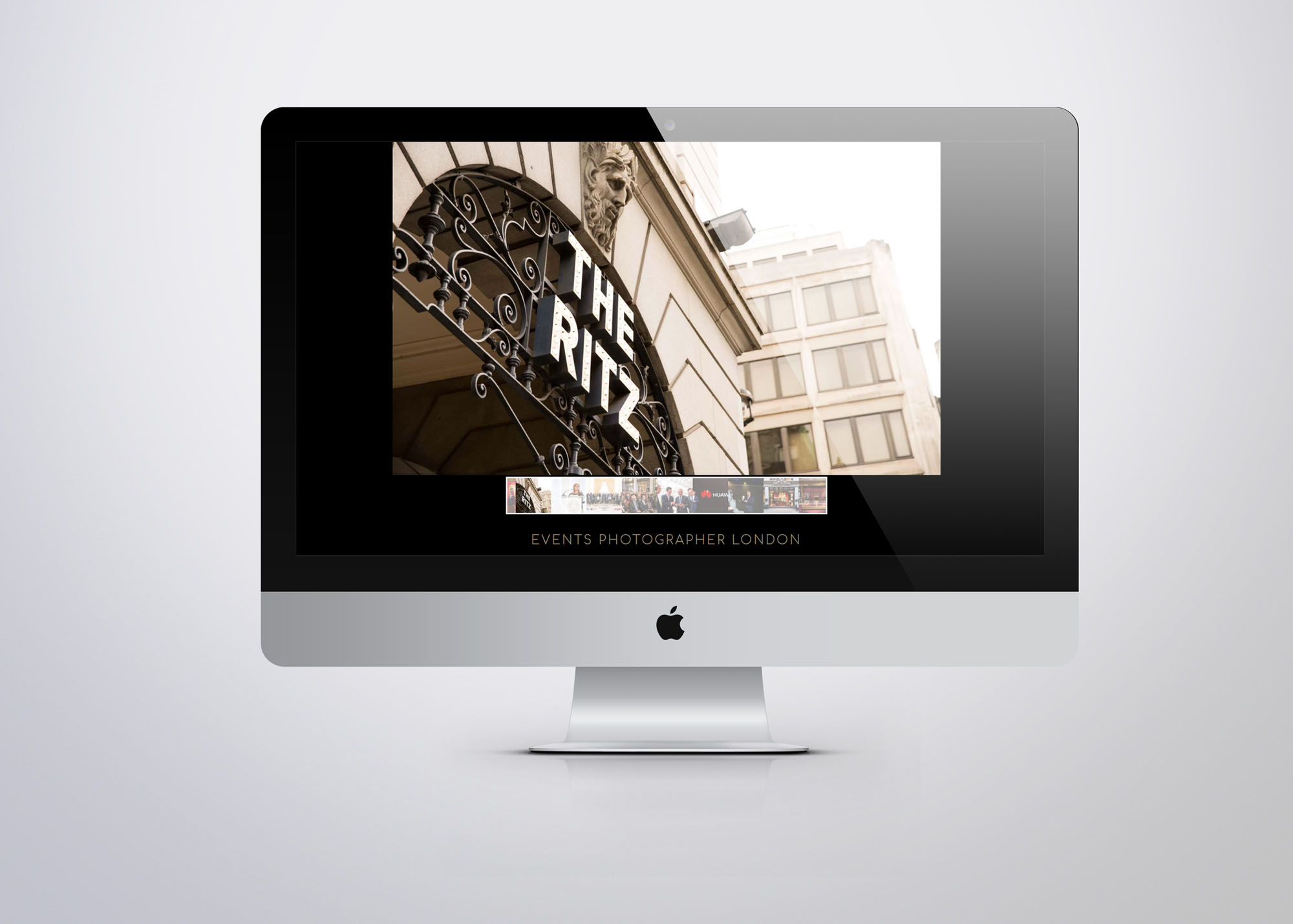 cameo website wordpress web designer london