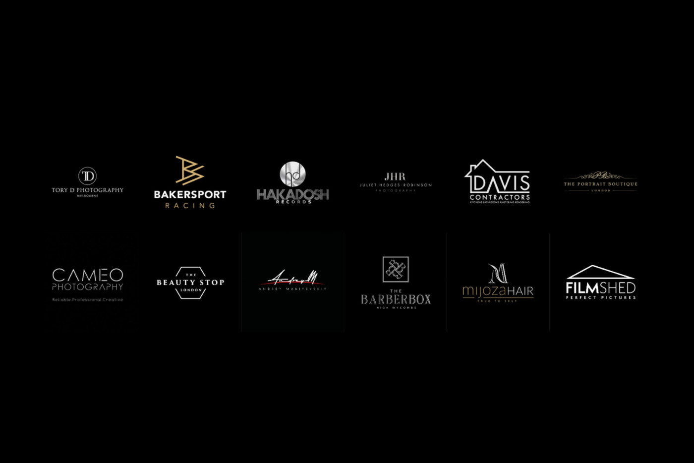 luxury Logo design in london
