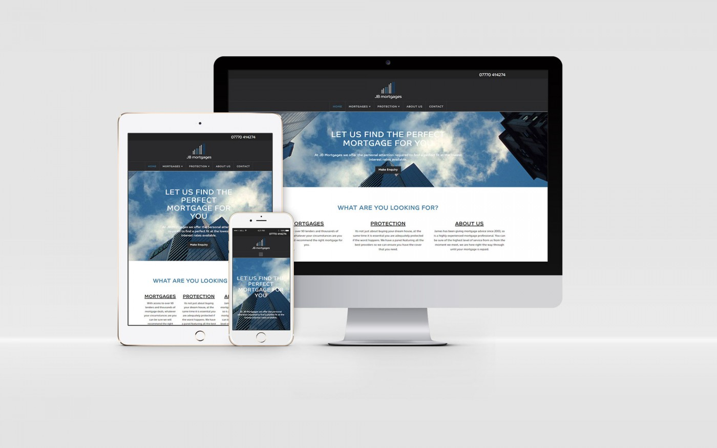 Website Design London Barnet Enfield Southgate