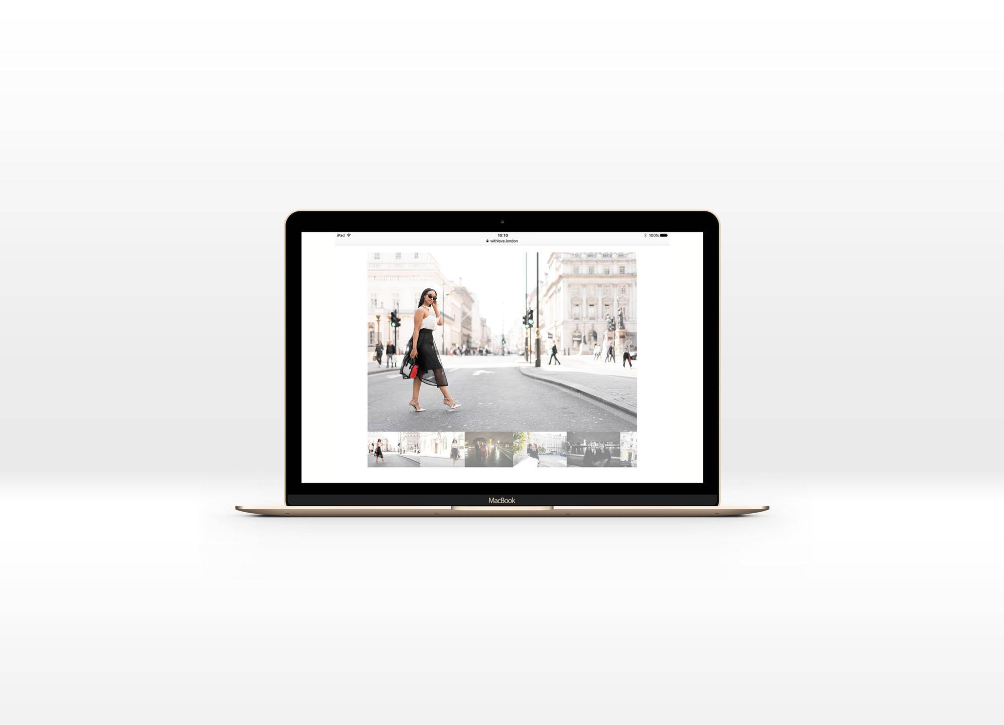 Mobile Friendly Responsive Website Barnet Enfield London