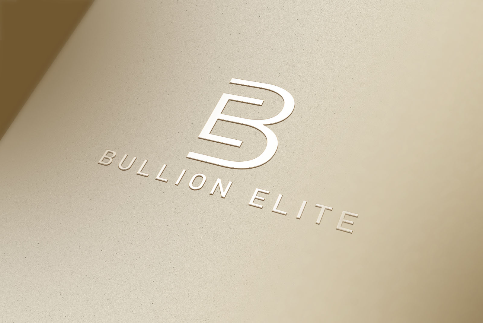 Bullion Elite logo design