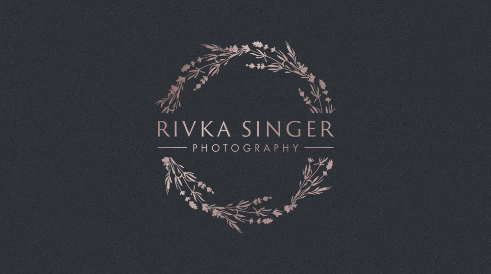 Rivka Singer Photography - Initial Concept Options
