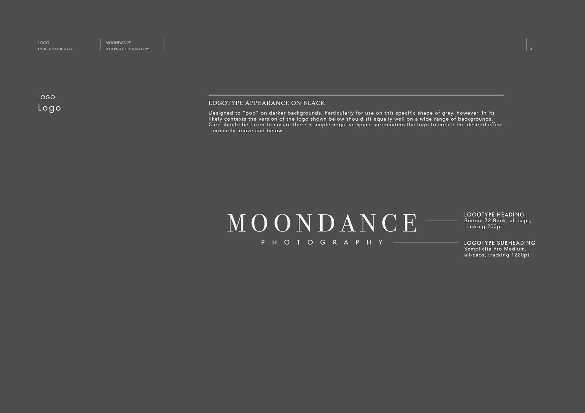 Moondance Photography Brand Book4