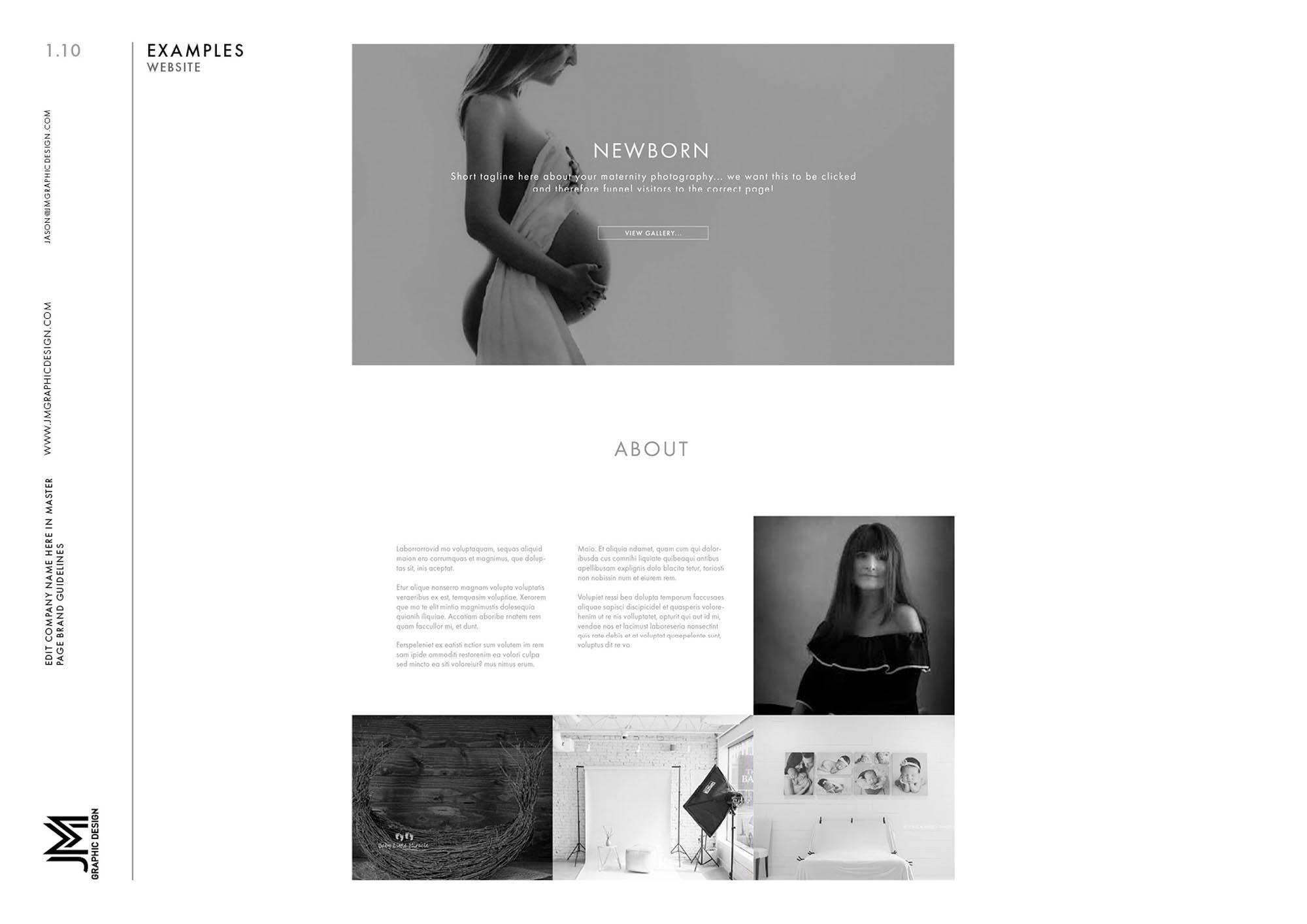Joanne Elizabeth Photography - Brand Guidelines10