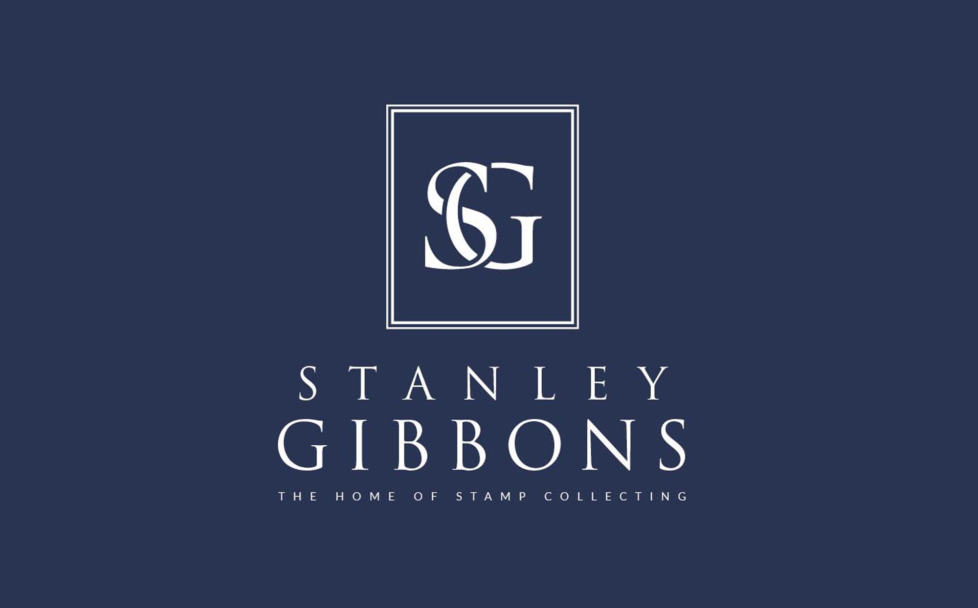 Stanley Gibbons logo design