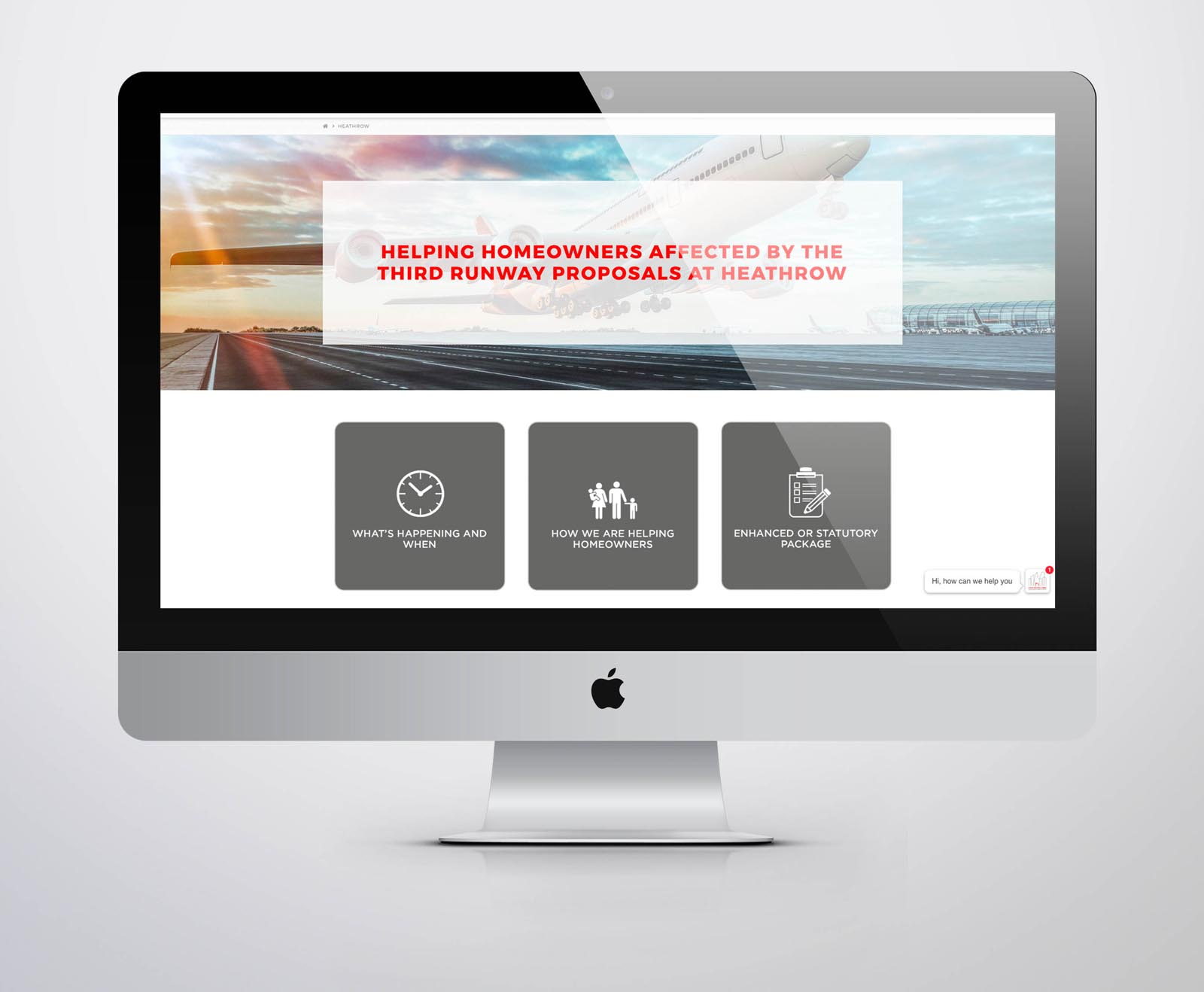 Sawyer Fielding Corporate Website Web Design London