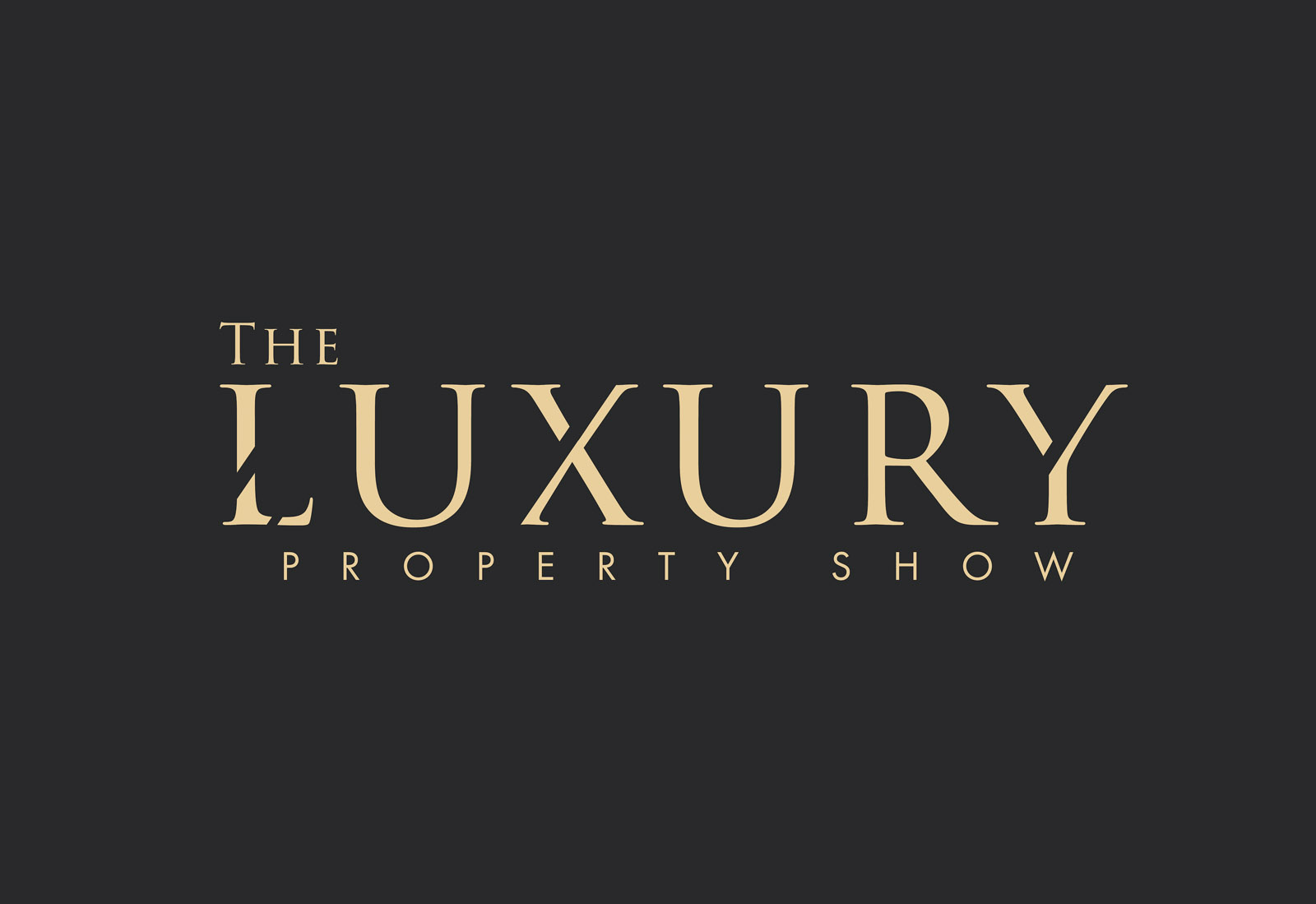 The Luxury Property Show - Branding and Identity Design Project London