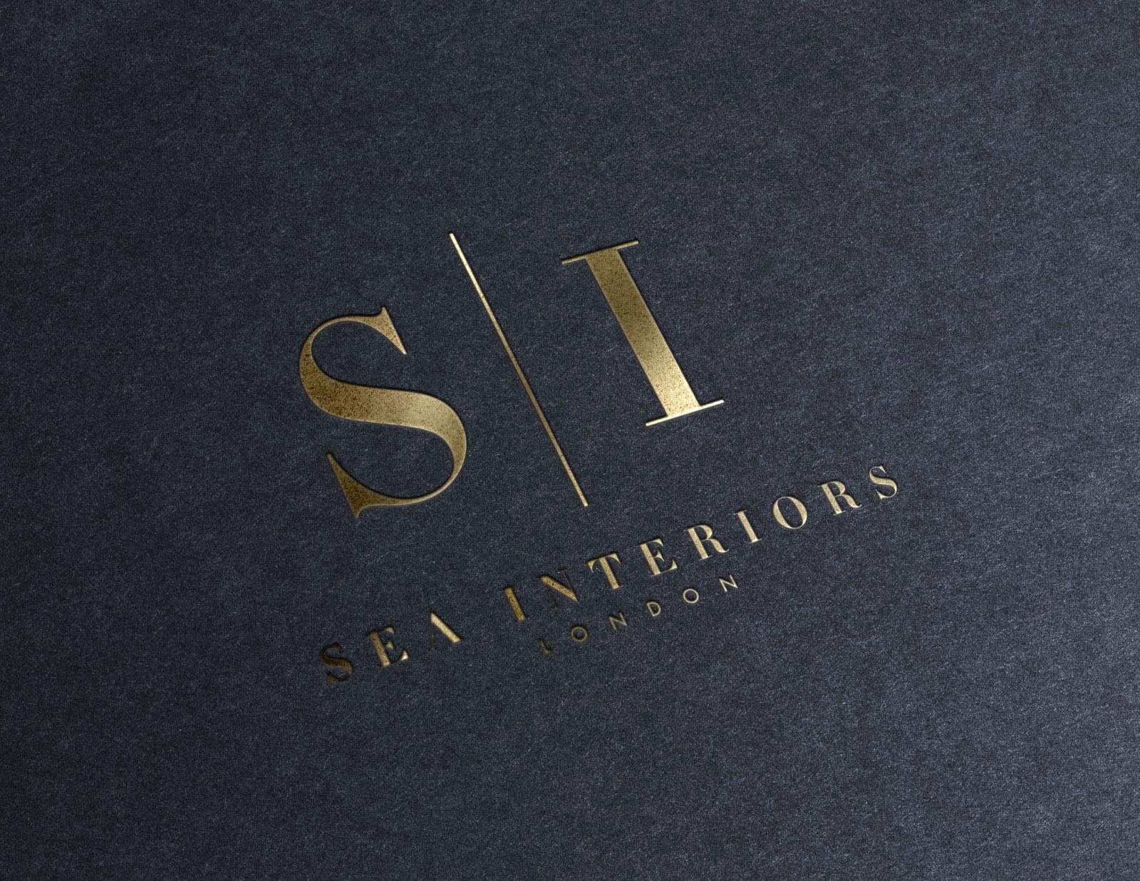 Interior Design Branding and Identity Design Project London