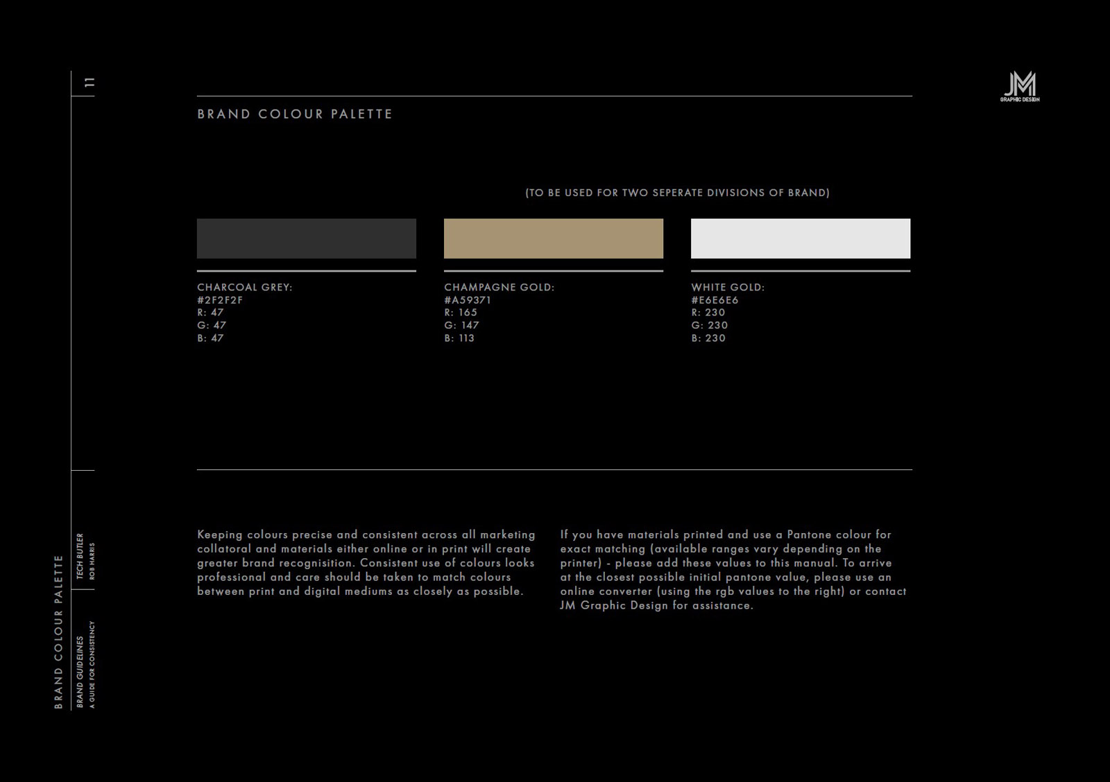luxury brand identity graphic designer london