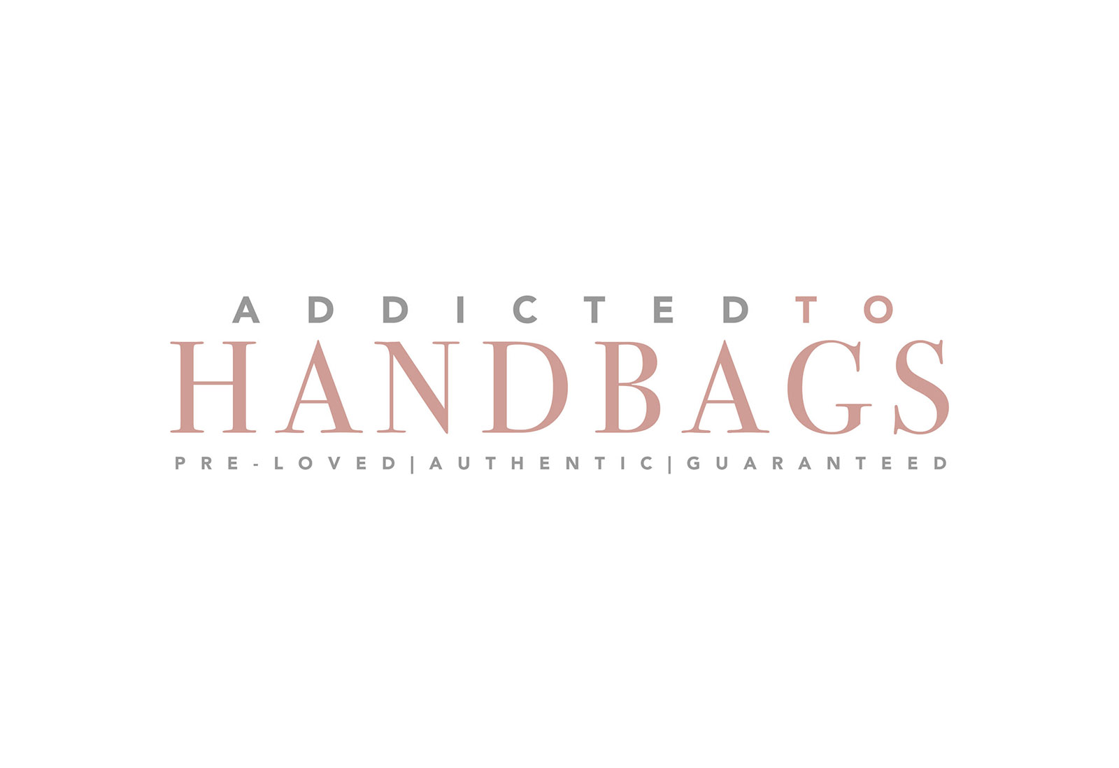 Developed Concept v2 - Addicted to Handbags